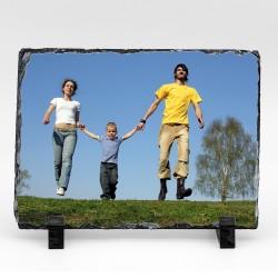 Ardoise personnalisé photo 20x15 cm