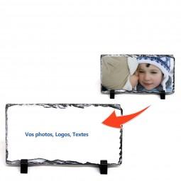 Ardoise personnalisé photo 30x20cm
